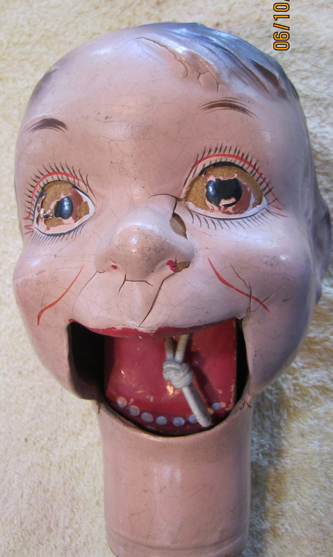 Ventriloquist Dummy Repair