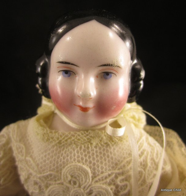 Wooden China Dolls 1860 Professional Doll Repair