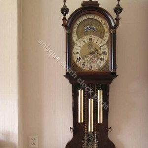 Christiaan Huygens clocks parts