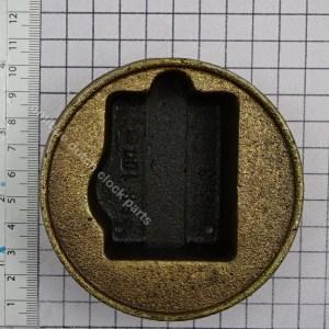 Sawtooth / gravity clock case parts