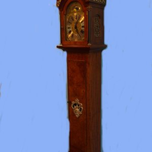 Warmink grandfather clock