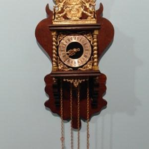 Zaandam clocks