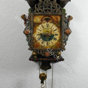 Friesian stoel clock parts vintage