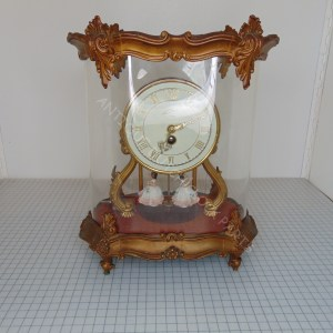 Schmid music box clock parts