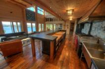 Reclaimed Hemlock Original Face Chefs Kitchen