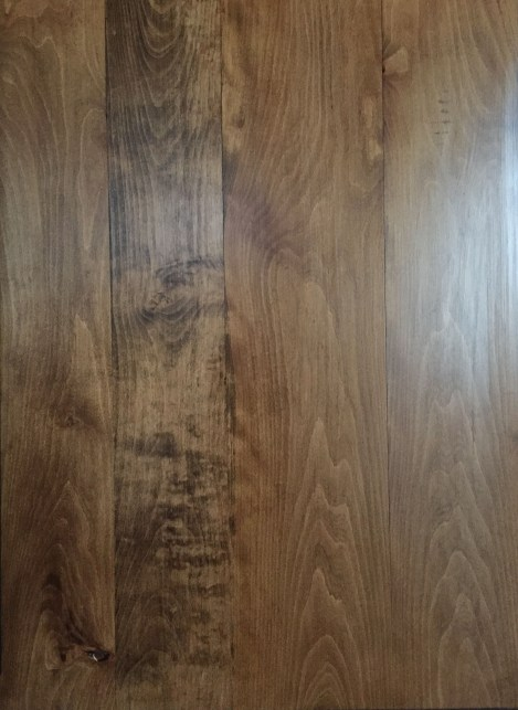 New 1 Common Beech with Early American Stain