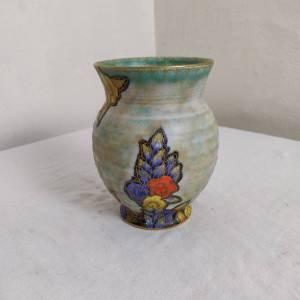 Crown Devon Fieldings vase
