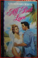 Romance Novel All But Love