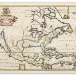 North America: Bermuda, Canada, Caribbean, Central America, Greenland, Mexico and United States of America