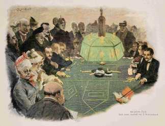 Gambling, Casinos etc