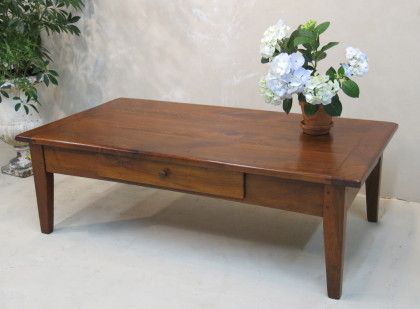 french antique coffee table - antiques de provence, new orleans, la