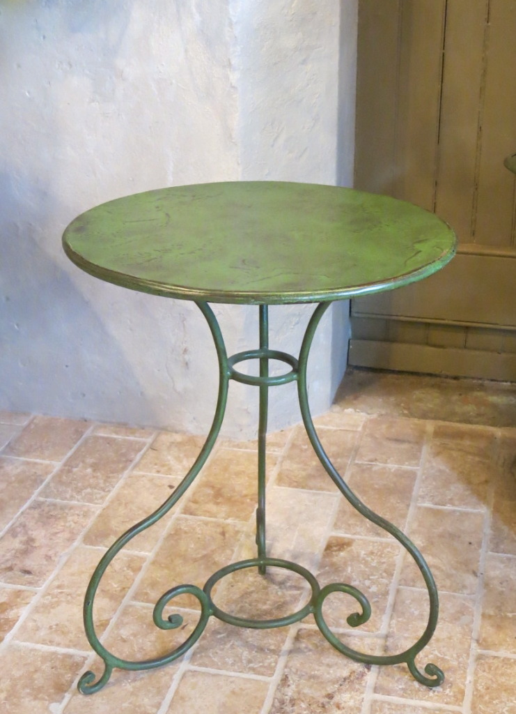 small decorative table 2 24wx29h