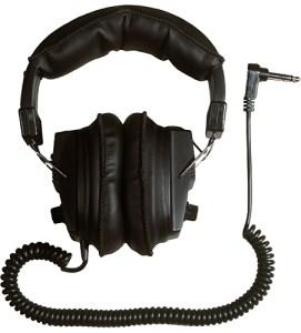 Deluxe Garrett Headphones