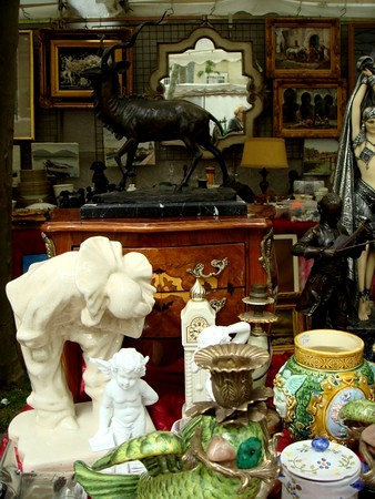 Buying antiques in Paris Antiques Diva