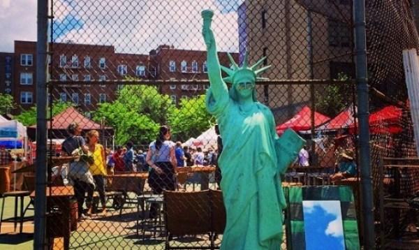 Brooklyn Flea, Flea Markets in New York City, Green Flea, Hells Kitchen Flea Market