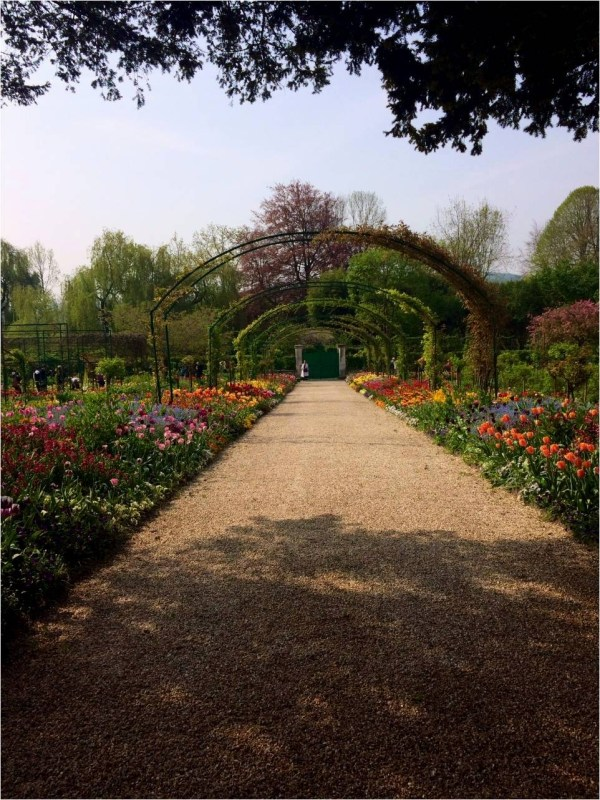 Design inspiration, Inspiration tours, Antiques Diva Tours, French antiques, Buying French antiques in Normandy, Claude Monet, Monet's house in Giverny