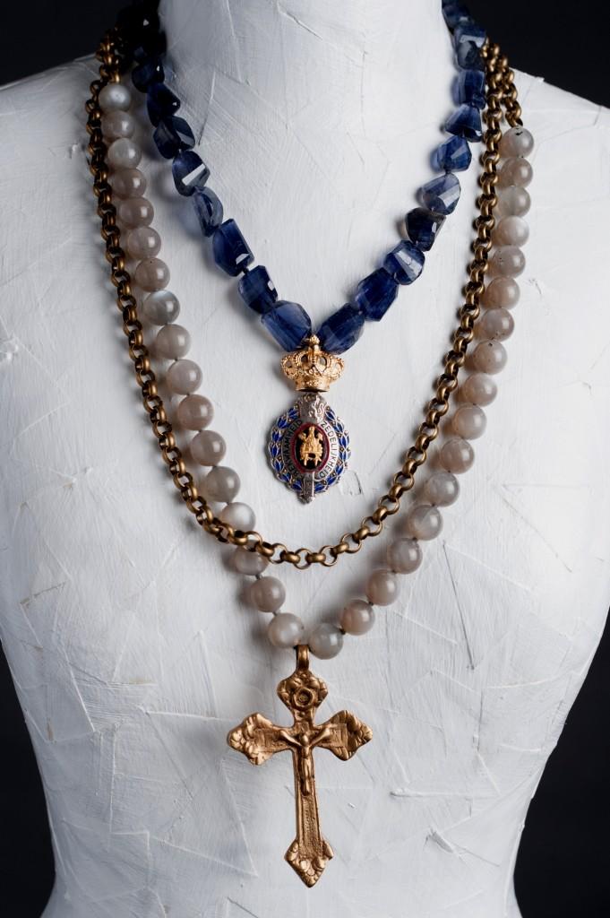 Superbe Nancy Price Interiors, Interior Designers, Jackson, Mississippi, AURA  Jewelry, Repurposed Jewelry