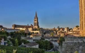 Saint Emilion in Bordeaux Village-de-Saint-Emilion