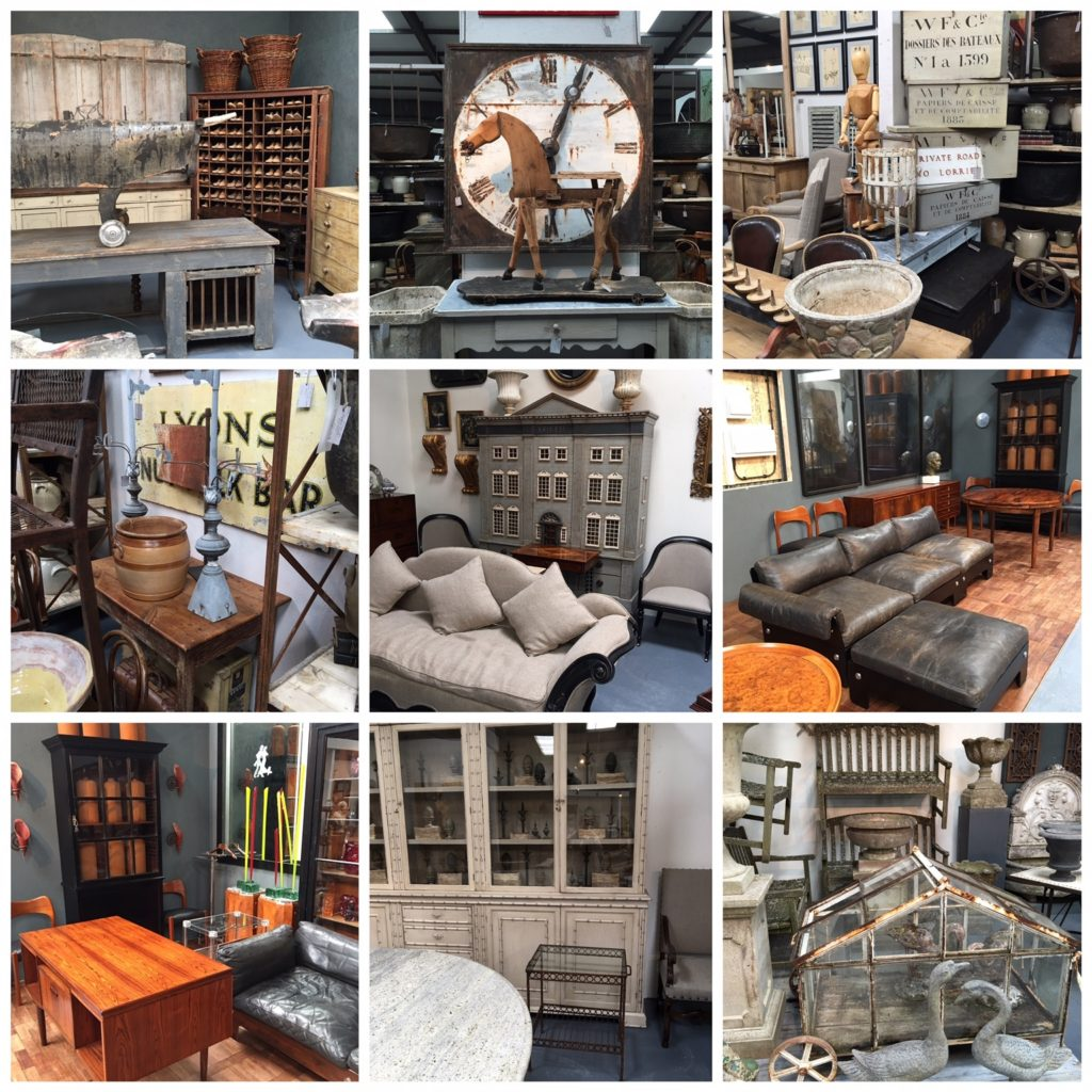 The Best Antiques Warehouse in England Martin Johnson Antiques in the High Street Seaford East Sussex