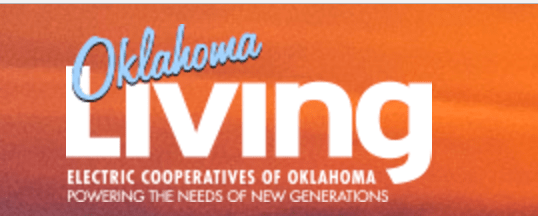 Toma Clark Haines featured in Oklahoma Living Magazine