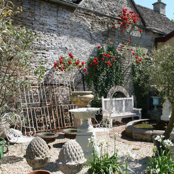 Where to buy architectural salvage: sourcing architectural and garden antiques in England