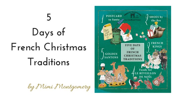 Christmas In France Tradition.Five Days Of French Christmas Traditions The Antiques