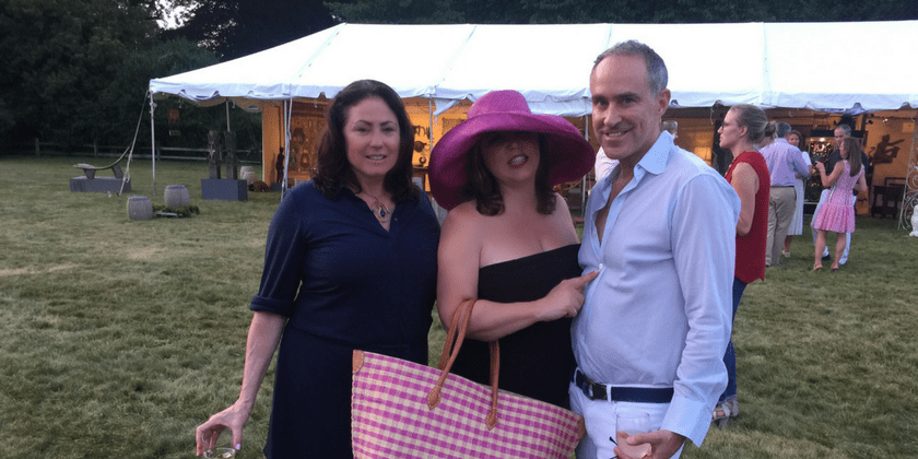 East Hamptons Antiques Show 2017 with The Antiques Diva
