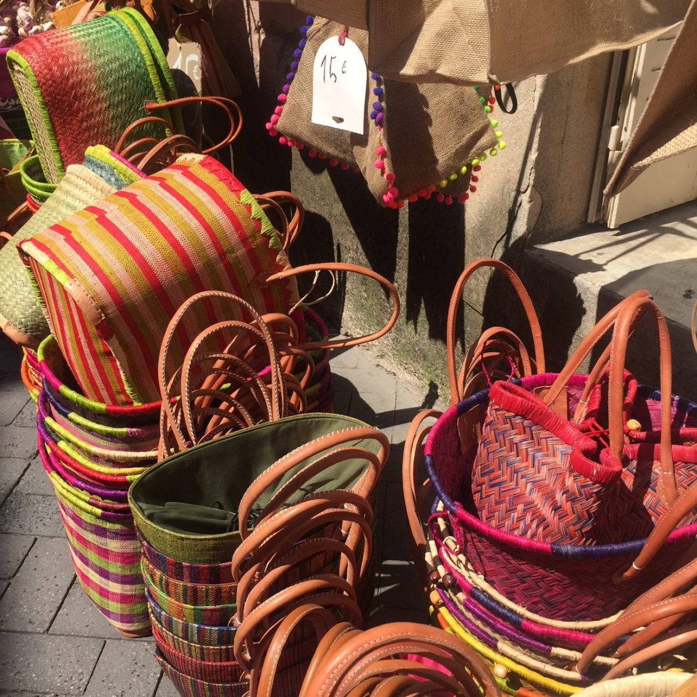 Antiquing in Provence - L'Isle-sur-la-Sorgue Market