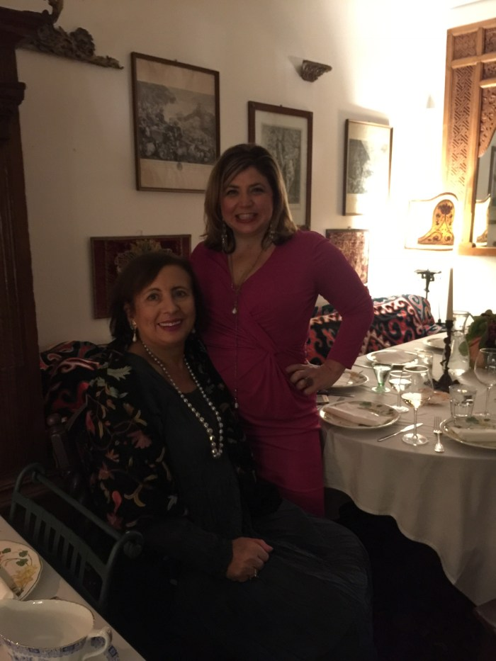 An American Thanksgiving in Paris   Gayle and Toma Clark Haines   The Antiques Diva