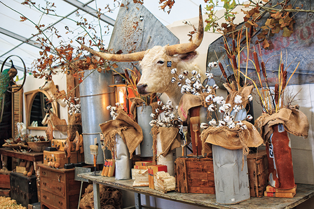 Marburger Farms- Round Top Antiques Show | Group Tour with The Antiques Diva