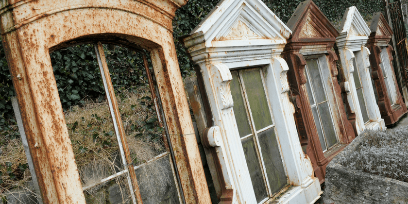 Source Antiques Like the Pros: Where to Buy Architectural Salvage | Toma Clark Haines | The Antiques Diva & Co