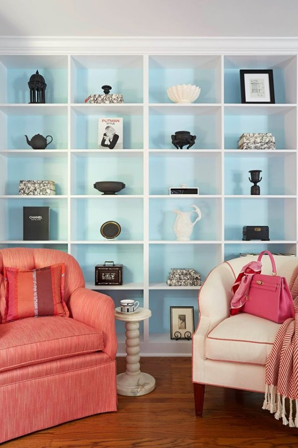 Connie Rose Living Room | The Art of Collecting