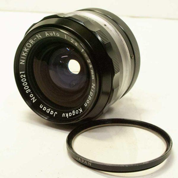 Nikkor-N AUTO 24mm F2.8