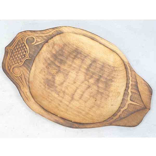 アイヌ民族 二風谷 二谷作 刳り鉢