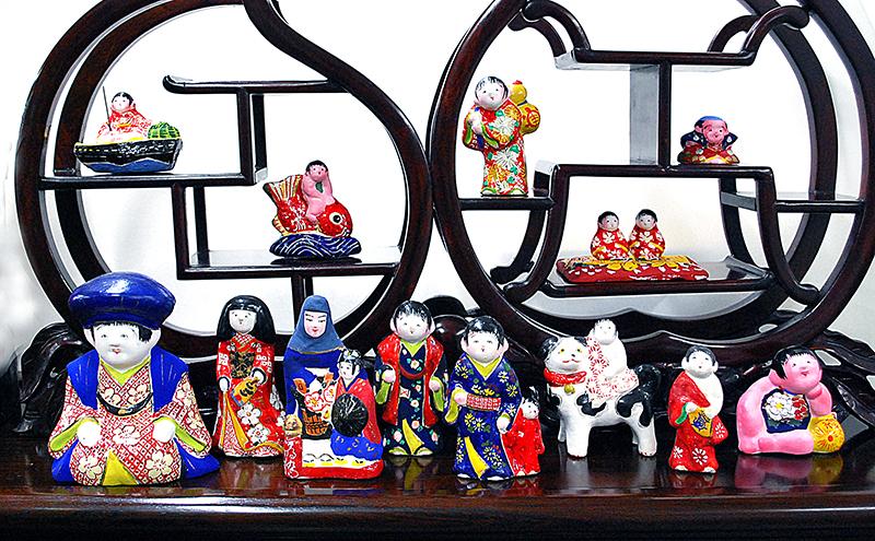 中野土人形 販売