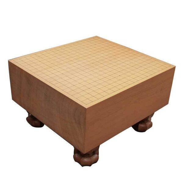 囲碁 碁盤 本榧 柾目