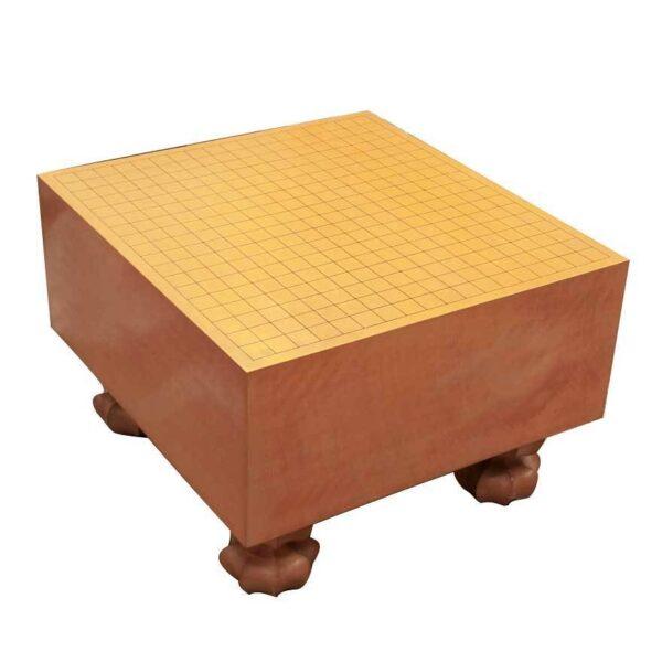 碁盤 本榧 柾目