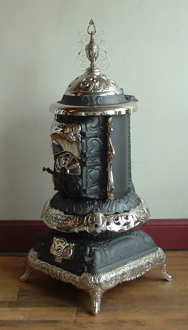 Antique Parlor Stoves Fancy Stoves Museum Quality