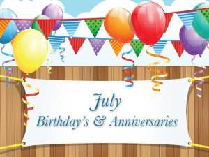 July-Celebrations
