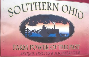 OH - Southern Ohio Farm Power of the Past 8th Annual Antique Show @ Pike County Fairgrounds