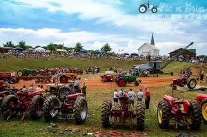 NC - 49th Annual Southeast Old Threshers' Reunion @ Denton FarmPark