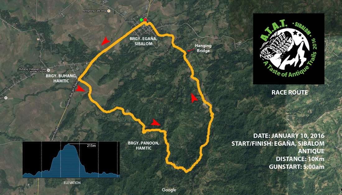 A Taste Of Antique Trails (ATAT): Antique's First 10K Trail Race ...