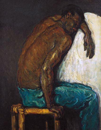 Paul Cézanne le nègre Scipion
