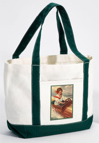 Criscraft Sailor Tote Bag