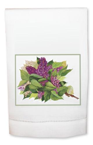 Lilacs Towel