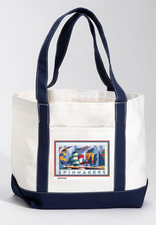 Spinnakers Tote Bag