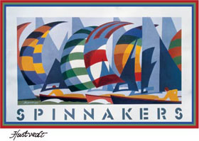 Spinnakers Hustvedt grouped flipped