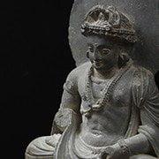 Gandharan Buddhist Figurine