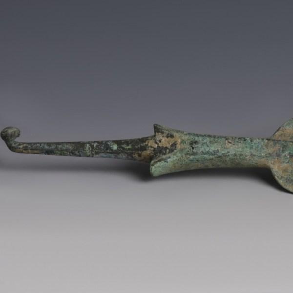 Luristan Bronze Spearhead