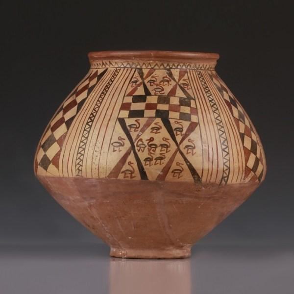 Pre-Urartian Pottery Jar
